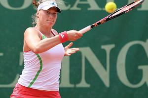 Vítězka turnaje Klára Fabíková