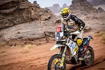 Jantar Team na Dakaru.