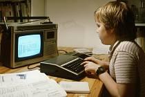 Muzeum v Semilech vystavuje archaické počítače.