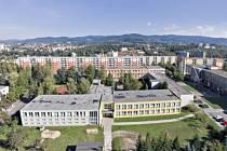 ZŠ Broumovská Liberec.