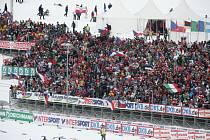 Mistrovství světa v klasickém lyžování v Liberci. Ilustrační foto.