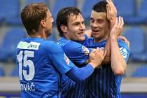 Slovan Liberec hraje derby v Jablonci.