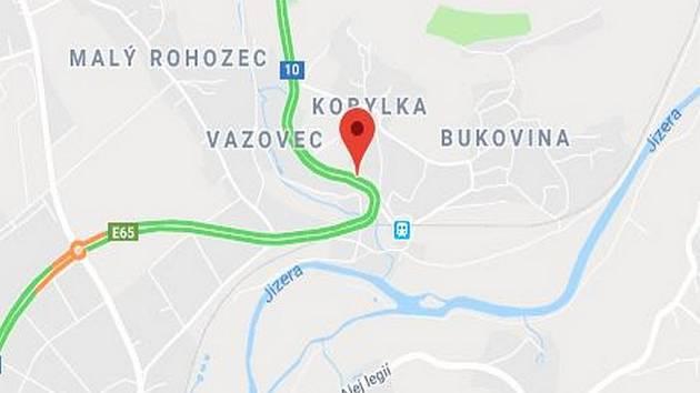1. srpna 2018 byly zahájeny práce spojené s akcí I/10 Turnov, stabilizace zdi Kobylka.
