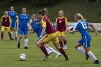 1. liga žen: FC Slovan Liberec - FK Dukla Praha