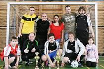 LIBERECKÉ JEDNIČKY. AFK Amici, nejlepší na Liberecku v malém fotbalu.