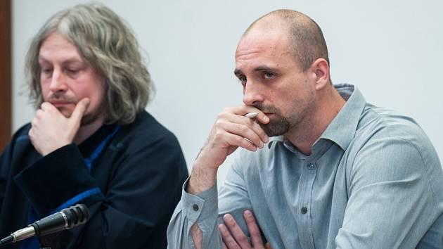 MAREK DUCHÁČEK, bývalý vedoucí policejního oddělení v Liberci (na snímku vpravo).