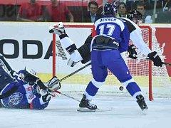 . Liberečtí Bílí Tygři mají za sebou druhé vystoupení v hokejové Lize mistrů.
