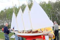 Na Kristýně závodily nejhezčí historické plachetnice.