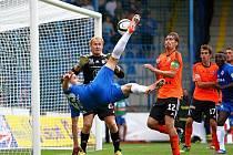 Josef Šural v dresu Liberce odehrál pět sezón
