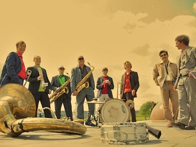 kapela Top Dog Brass Band