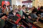 Letošní Kabelkový bazar proběhne v sobotu 23. listopadu v OC Forum Liberec.