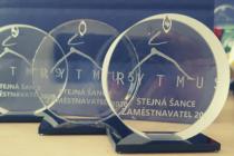 9. ročník soutěže Stejná Šance – zaměstnavatel roku 2020 zná své vítěze.