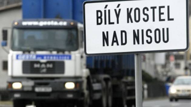 Zahájení výstavby přeložky frekventované silnice I/35 z Hrádku nad Nisou do Bílého Kostela nezačne