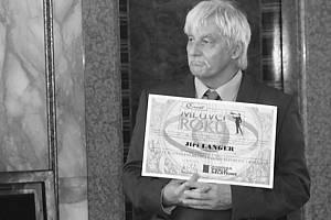 Zemřel Jiří Langer.