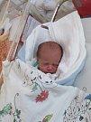 LUKÁŠ MOKOŠÍN Narodil se 15. května v liberecké porodnici mamince Veronice Mokošínové z Dětřichova. Vážil 2,47 kg a měřil 49 cm.