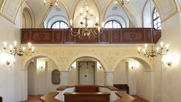 Nově opravená synagoga v Nové Cerekvi, synagoga v Březnici. Jičínská židovská škola a synagoga v Úštěku, která byla otevřena spolu se sousedním rabínským domem a je používána jako vzdělávací centrum.
