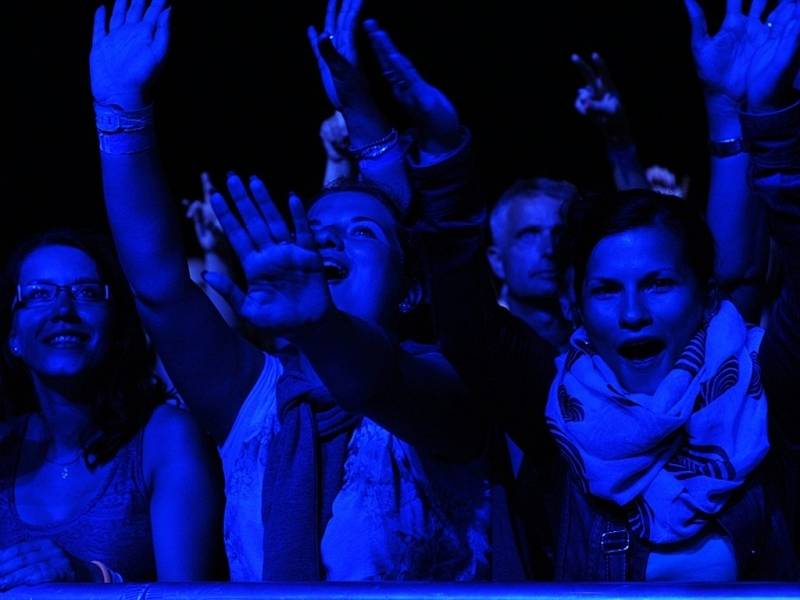 Benátská! 2014 - sobota 26. července