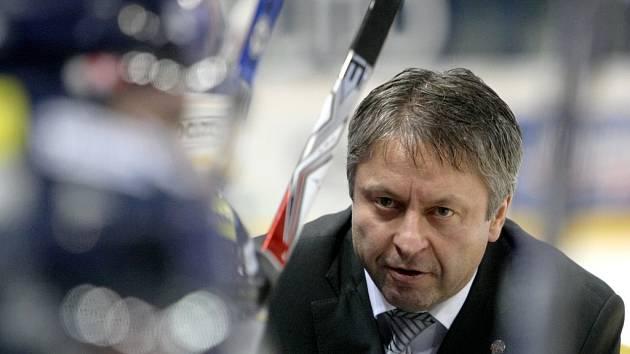 Trenér Dušan Gregor.
