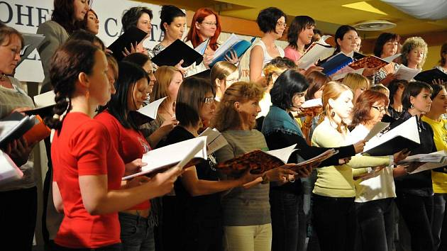 loňský ročník Bohemia Cantat