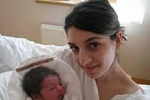 Mamince Zuzaně Barnawi z Liberce se dne 19. března v liberecké porodnici narodil syn Alexandr Cvejn. Měřil 50 cm a vážil 3,50 kg.