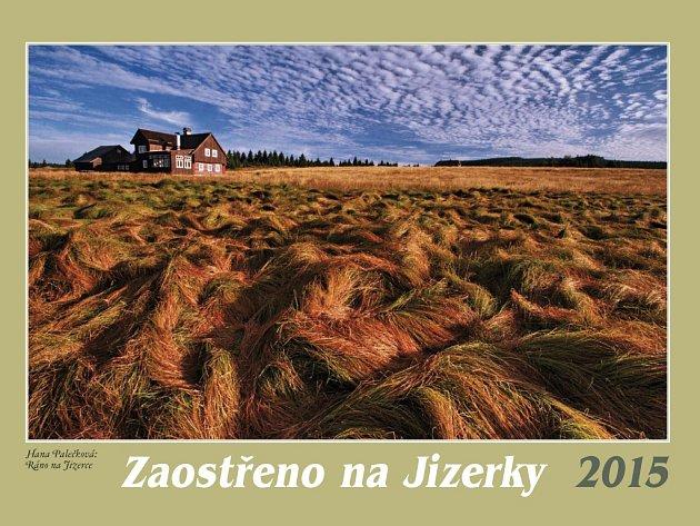Kalendář Zaostřeno na Jizerky 2014.