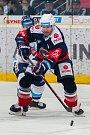 Utkání 16. kola Tipsport extraligy ledního hokeje se odehrálo 2. listopadu v liberecké Home Credit areně. Utkaly se celky Bílí Tygři Liberec a Piráti Chomutov.