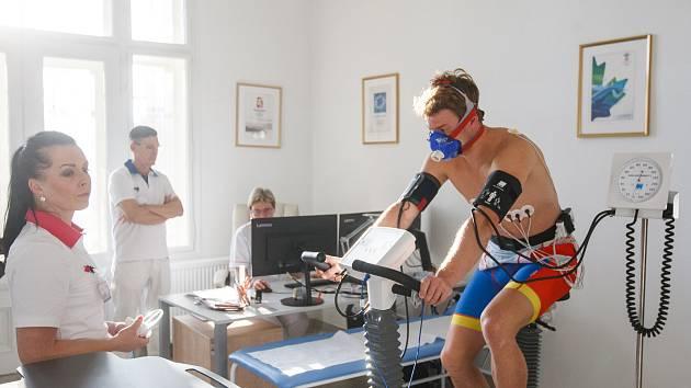 Otevření centra sportovní medicíny na EUC klinice v Liberci