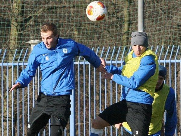 Zimní příprava fotbalistů Slovanu Liberec