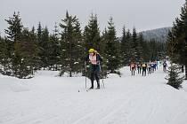 Smědava je výchozím místem pro běžkařské trasy. Ilustrační foto.