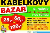 Kabelkový bazar 2. ročník.