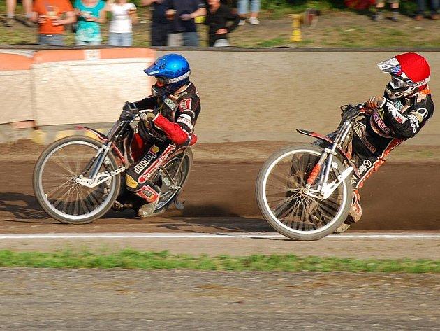 O zisk titulu pro GRS Liberec ve dvojicích se postarali plošináři Martin Vaculík a Grzegorz Walasek.