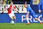 FC Slovan Liberec - SK Slavia Praha (poločas) 0:2