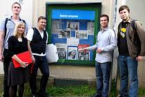 MLADÍ LIBEREČANÉ chtějí z kina Varšava vybudovat multikulturní zařízení s kavárnou a kinem pro širokou veřejnost.