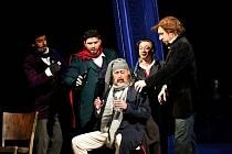Bohéma Giacoma Pucciniho bude mít v Šaldově divadle premiéru v pátek 9. března.
