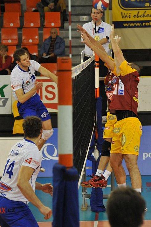 Dukla Liberec – Volleyball Kladno 3:1