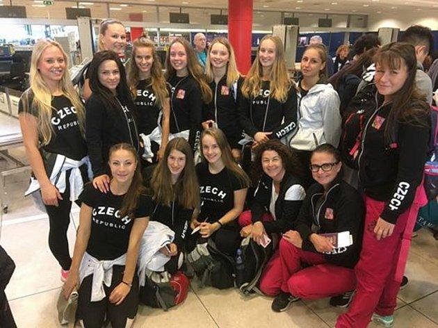 Na mistrovství Evropy 2017vitalské Anconě soutěžily mezi 700závodníky z22 zemí dívky zlibereckého oddílu Sport Aerobic ze Sport Centra vPavlovicích a zAerobic centra na sídlišti Kunratická.