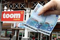 Nákupy v Německu. Ilustrační foto.