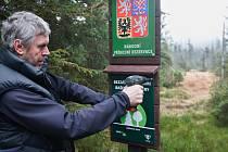 V Jizerských horách bylo vyhlášeno bezzásahové území Rašeliniště Jizery