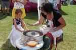 Sedmadvacátý ročník Jeřmanických slavností přilákal na bohatý program nejen místní.