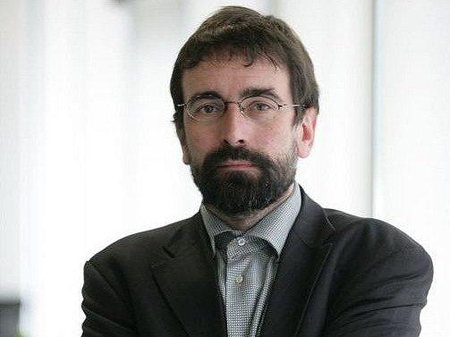 Kurátor Národního technického muzea Jiří Hulák.