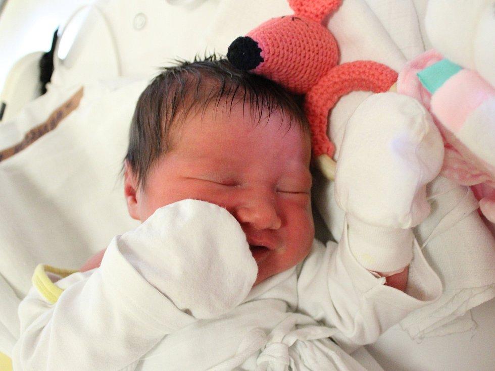 Tereza Herzogová. Narodila se 16. září v liberecké porodnici mamince Markétě Herzogové z Liberce. Vážila 3,66 kg a měřila 51 cm.