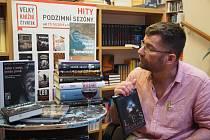 Velký knižní čtvrtek proběhne i v Knihkupectví a antikavriát Fryč.