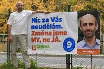 Jan Korytář - Změna
