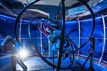 V Liberci se otevřel obří zábavní vědecký park iQLandia.