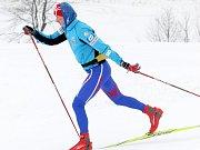 Slavnostní zakončení mistrovství světa klasických lyžařů v Liberci.