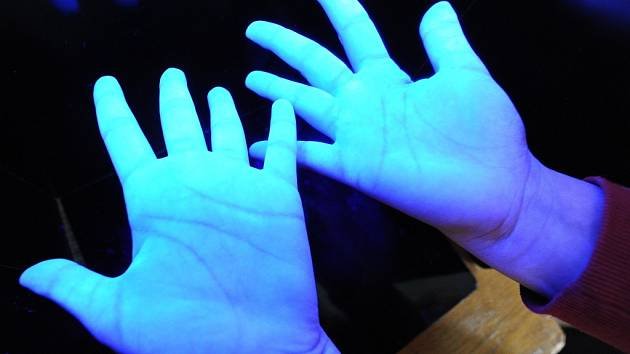 Hygiena rukou.