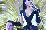 Lucie Bílá vystoupila v Liberci.