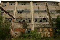 Chátrající budovy Diama se nacházejí nejen v Severních Čechách, ale v celé České republice.