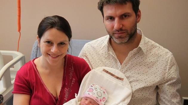 Mamince Kristýně Spurné  Jablonce nad Nisou se dne 13. října v liberecké porodnici narodila dcera Kristýna Spurná. Měřila 48 cm a vážila 3,2 kg.