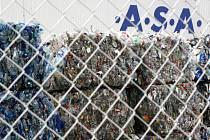 Hlavním sběrným místem odpadů v Liberci je sběrný dvůr v průmyslové zóně Jih.